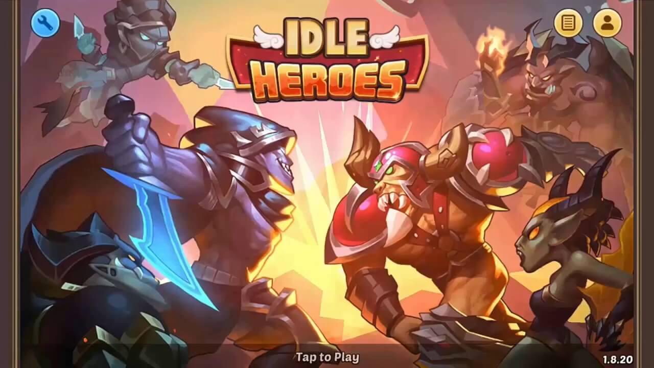 Idle Heroes —подробный гайд для начала игры. Герои и кого качать