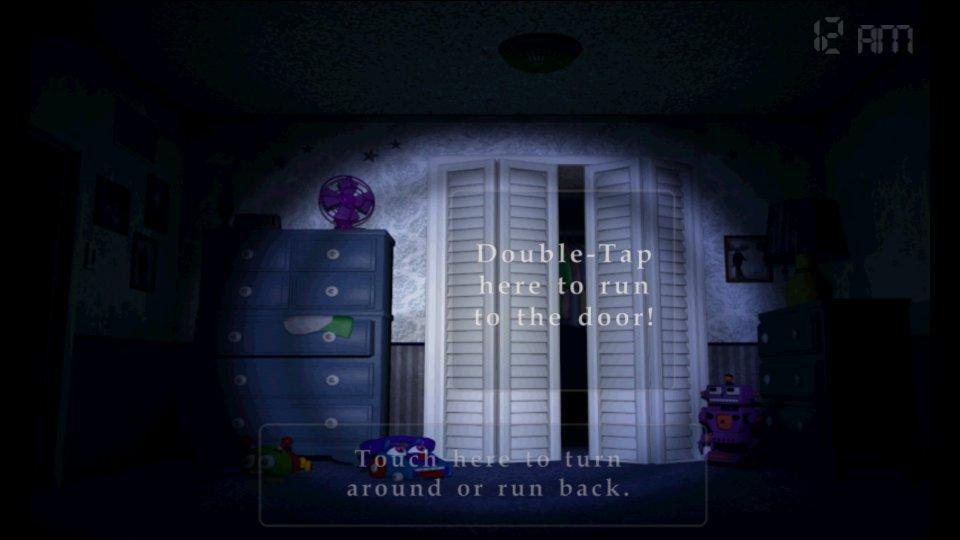 Скачать Five Nights at Freddy's 4 для iPhone и для Android.