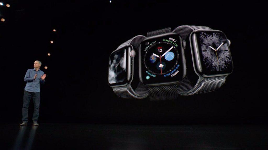 Что нового в 4 серии Apple Watch S4 в 2018 [Обновлено]