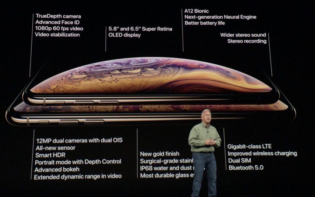 Что нового в iPhone Xs и iPhone Xs Max в 2018 —замена iPhone X [Обновлено]