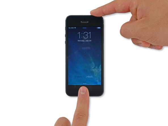 Не работает тачскрин на iPhone 5/5S: глючит сенсор