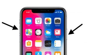Сделать снимок на iPhone 11, iPhone 11 Pro, iPhone 11 Pro Max