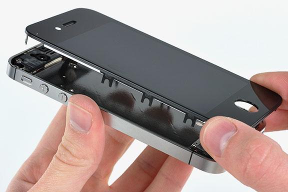 Сколько стоит замена экрана дисплея на iPhone 5/5S