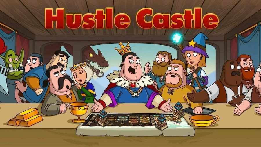 Игра Hustle Castle — секреты: снаряжение, арена, войны и алмазы