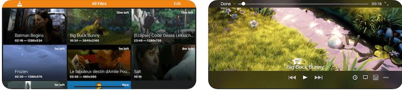 Скачать бесплатно VLC for Mobile из AppStore для просмотра фильмов на iPhone