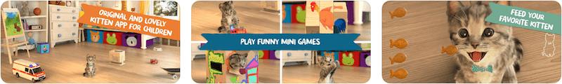 «Мимимишные» приложения с участием котят и щенков