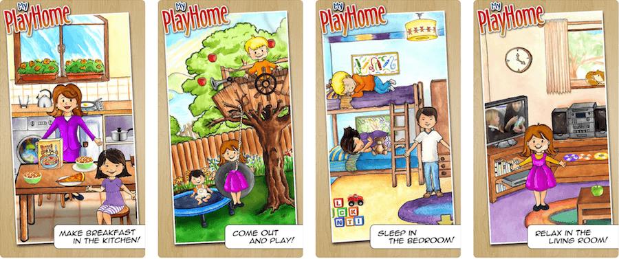 Любимая мобильная игра детских психологов