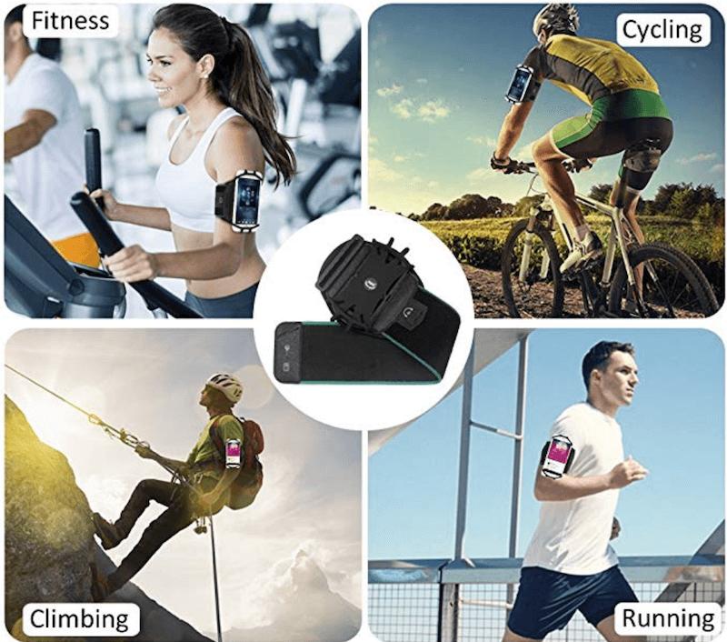 Защитные чехлы для iPhone XR и iPhone Xs для занятий спортом