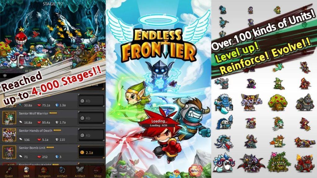 Endless Frontier Saga 2 — подробный гайд по героям и выбору племени