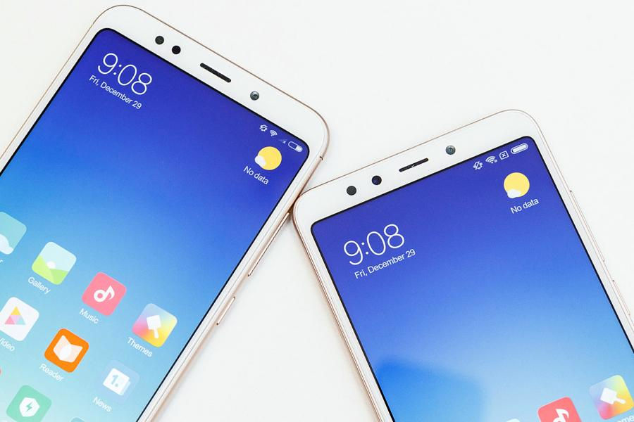 Отличия и сходства двух моделей Xiaomi: Redmi 5 и 5A