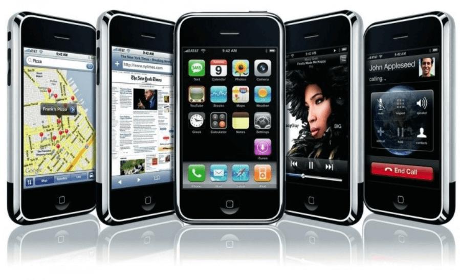 первый iPhone, iPhone 2G