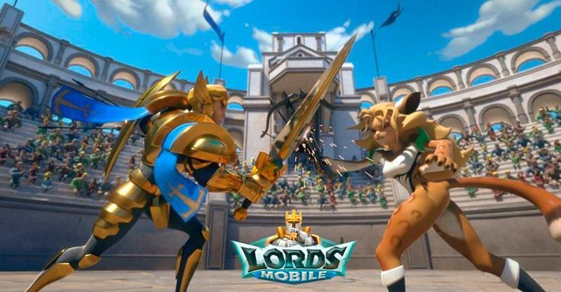 Lords mobile, соревнования, Колизей
