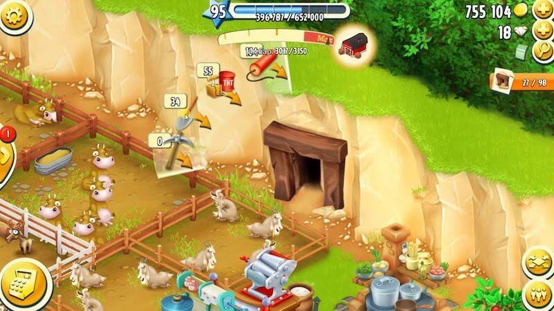 Игра Hay Day: советы, секреты прохождения и хитрости