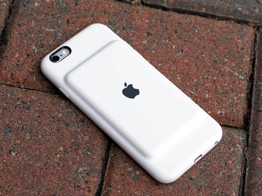 Apple представили горбатые чехлы для iPhone