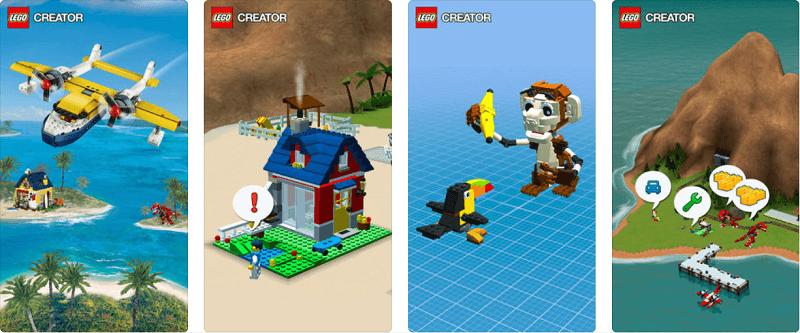 LEGO® Creator Islands