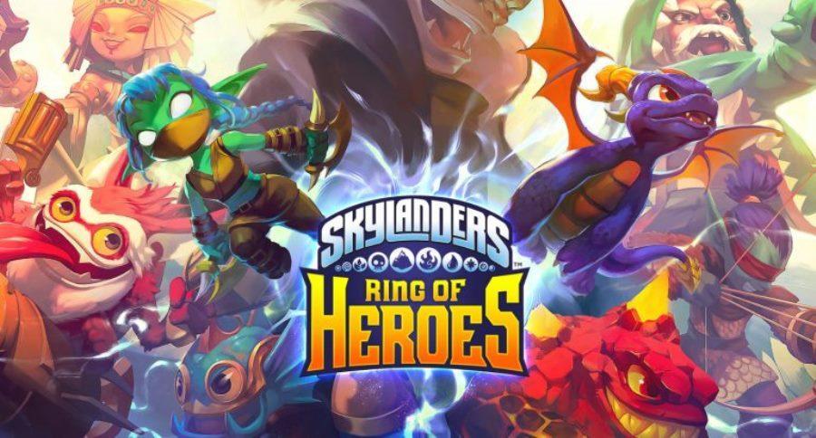 Обзор Skylanders: Ring of Heroes - стань лучшим Мастером портала