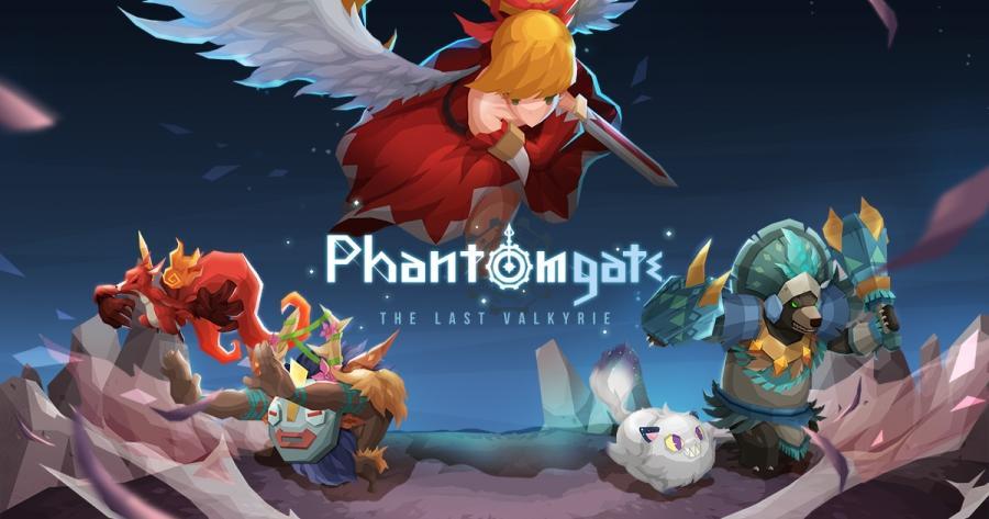 Phantomgate - путешествие одной валькирии