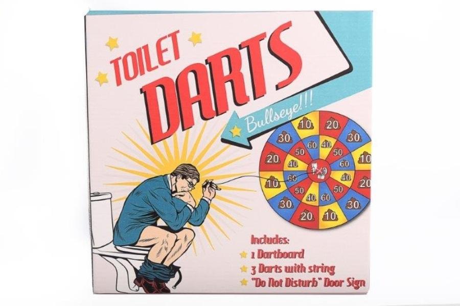 Туалетные игры - во что поиграть за 5 минут?