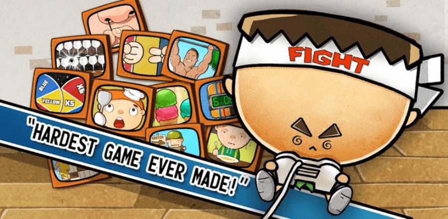 Hardest Game Ever 2 - самая сложная игра на айфон