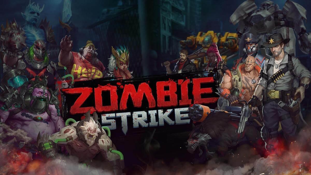 Zombie Strike —гайд по героям и машинам, советы прохождения