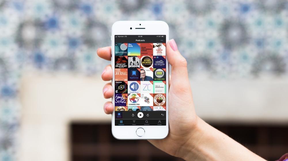 PocketCasts — лучший подкаст-плеер на замену стандартному