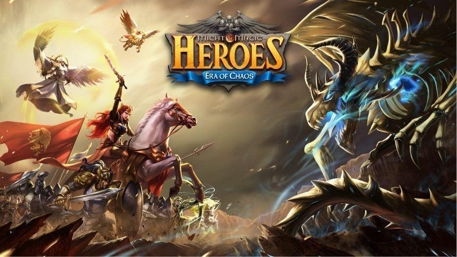 Обзор и первые впечатления от Might & Magic Heroes: Era of Chaos