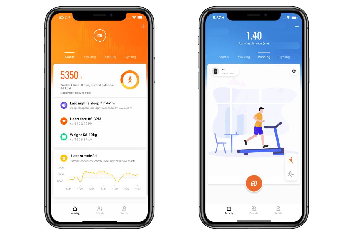 Приложение Mi Fit — экосистема Xiaomi в вашем смартфоне