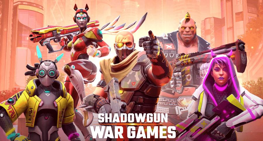 Shadowgun War Games — вот это точно мобильный Overwatch