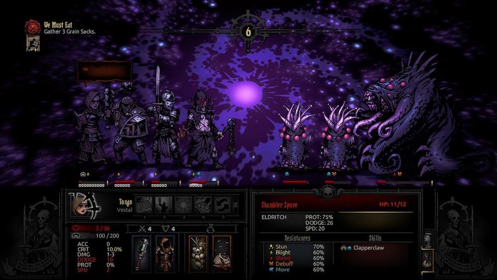darkest dungeon шамблер
