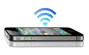 Как раздать интернет через WI-FI в iPhone