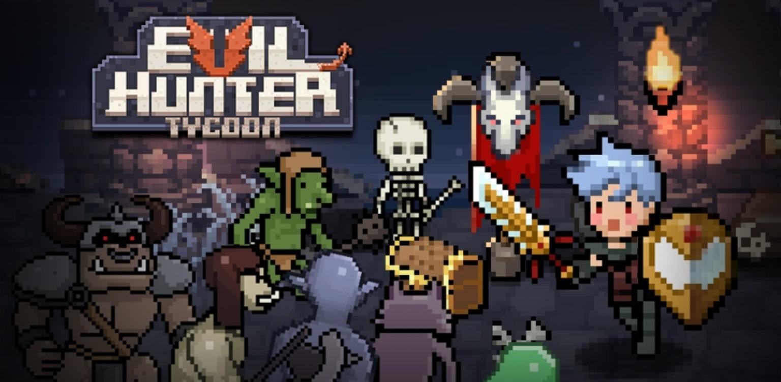 Гайд по Evil Hunter Tycoon — RPG с обратной стороны