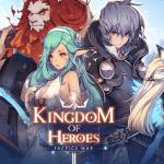 Kingdom of Heroes: Tactics War —краткий обзор, гайд на развитие и советы
