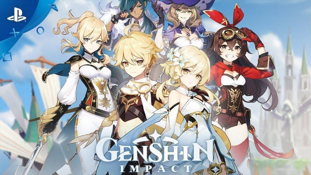 Реролл в Genshin Impact —гайд как получить нужного героя, все о рероле