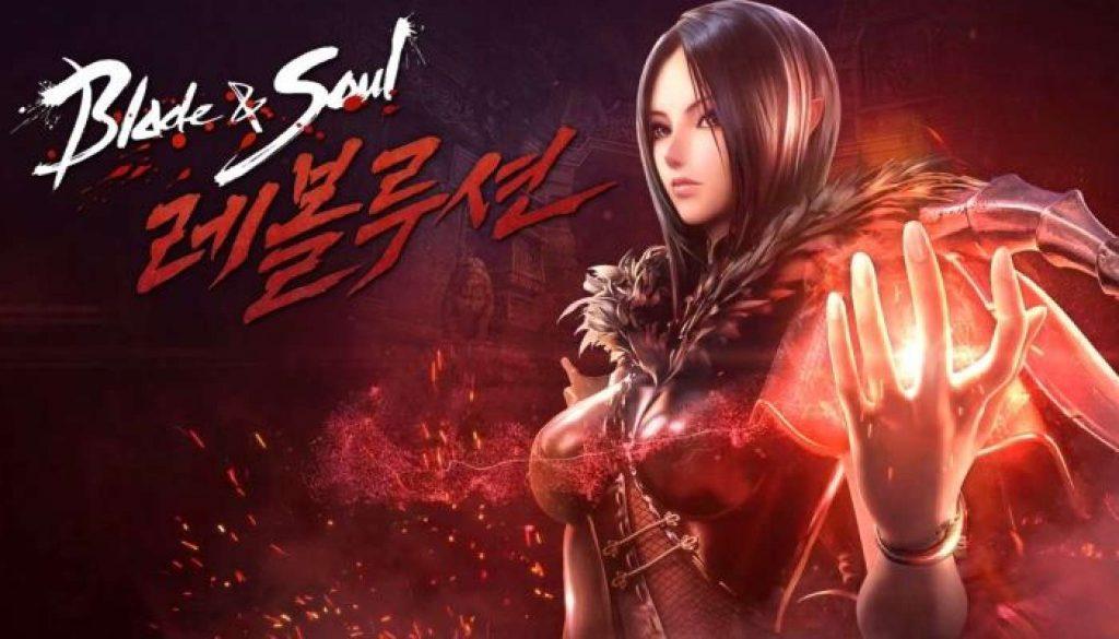 blade and soul revolution гайд