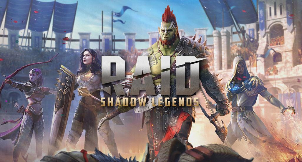 Как быстро прокачать героя на шесть звезд в Raid: Shadow Legends