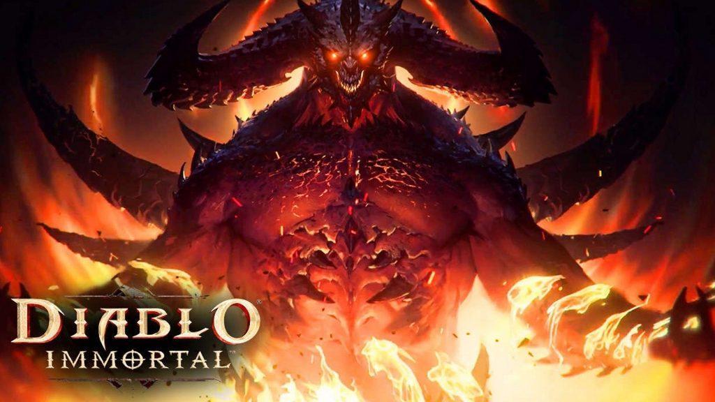 Diablo Immortalкак скачать
