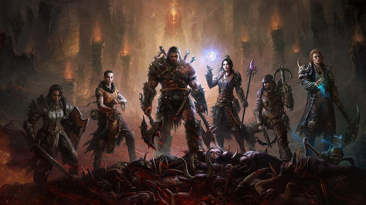 Diablo Immortal —ранний гайд по игре и персонажам (обновляется)