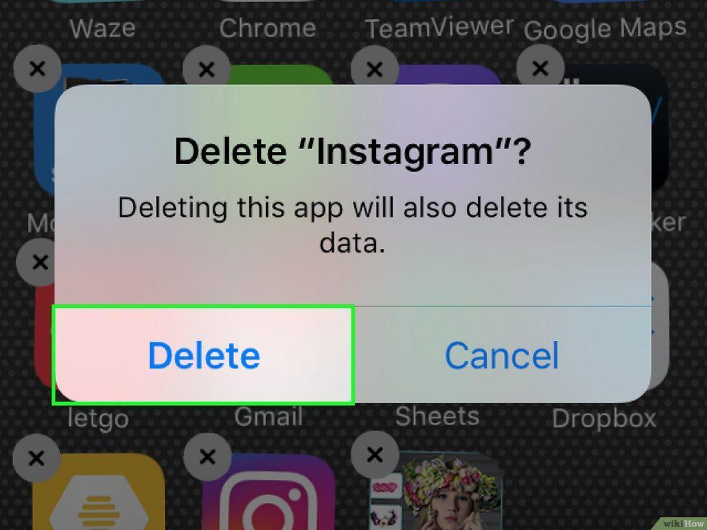 Все об удалении и временной блокировке доступа к профилю в Инстаграм