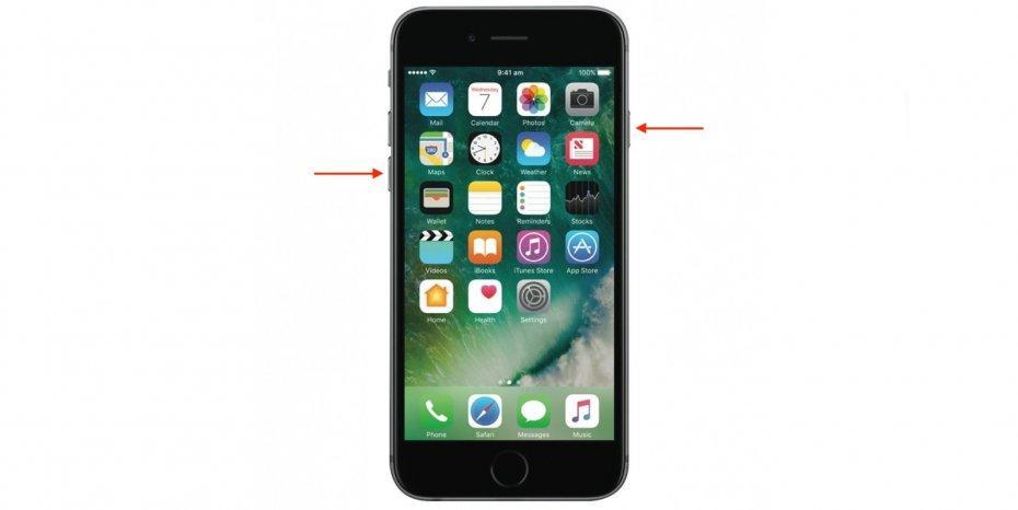 все способы перезагрузки iPhone 7 и 7 Plus
