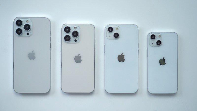 Как будет выглядеть iPhone 13 в сентябре 2021