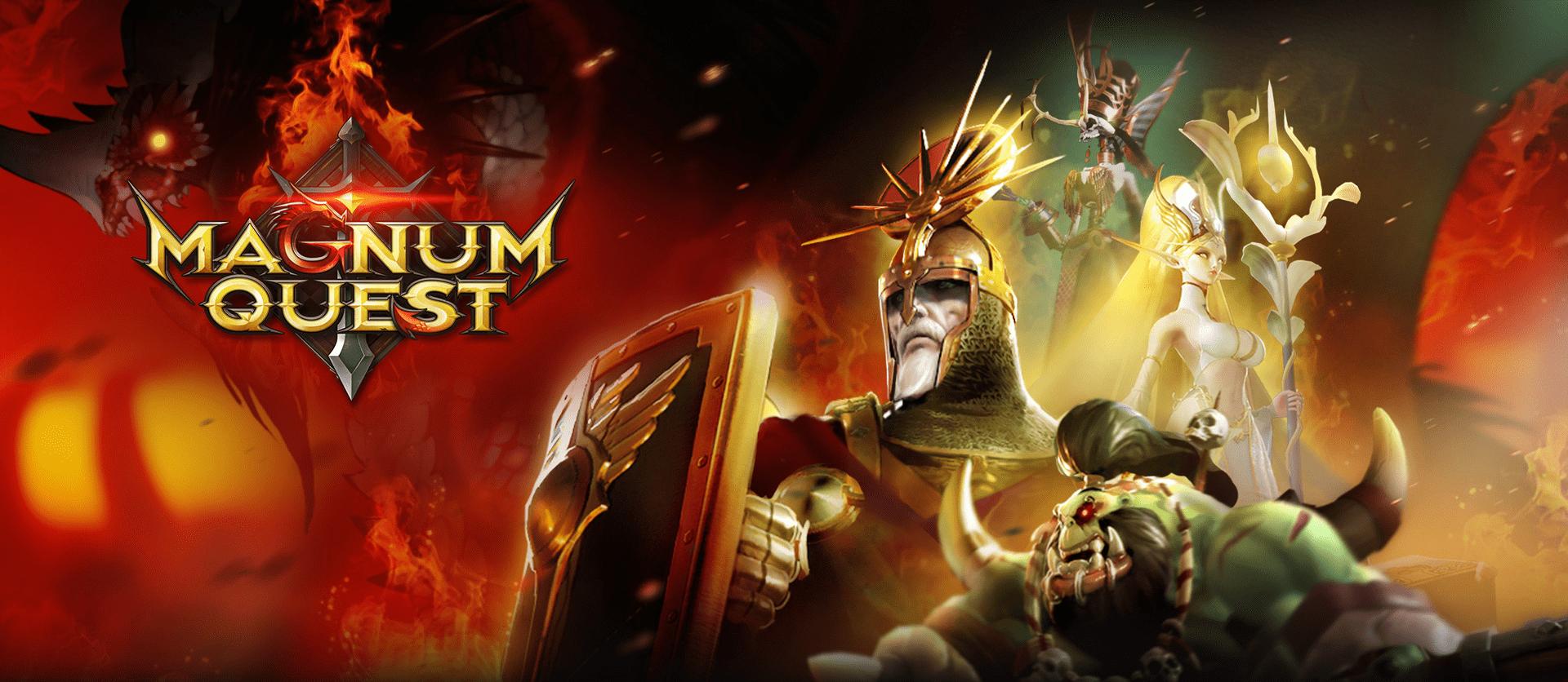 Magnum Quest —обзор, начальный гайд и лучшие герои для комфортного старта