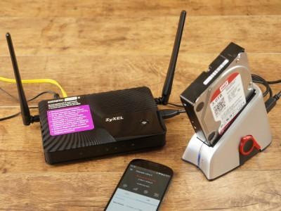 Зачем нужен роутер с USB