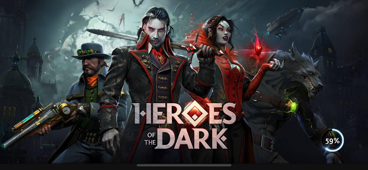 Heroes of the Dark —обзор, советы по героям и прокачке